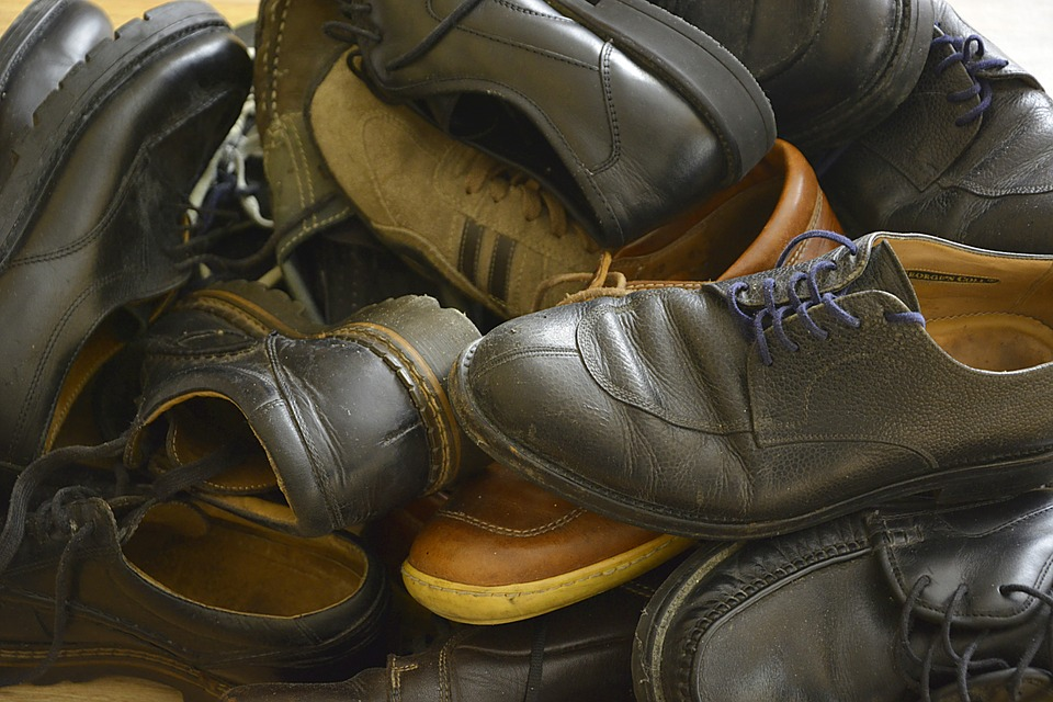 Professional shoe repair for Mountaineer Cleaners